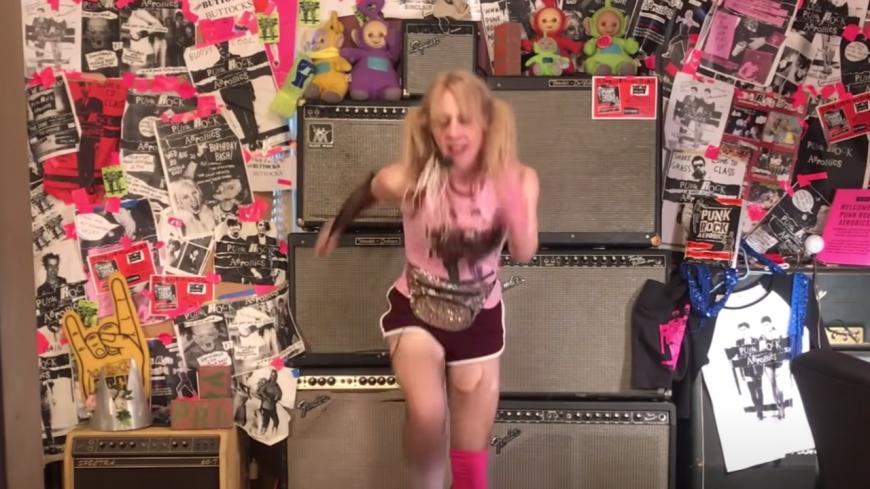 """Green Day partage le clip de son nouveau titre """"Here comes the shock"""" ! (vidéo)"""