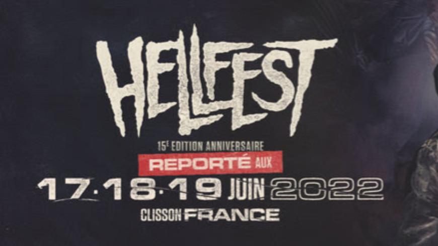 Hellfest - L'édition 2021 annulée