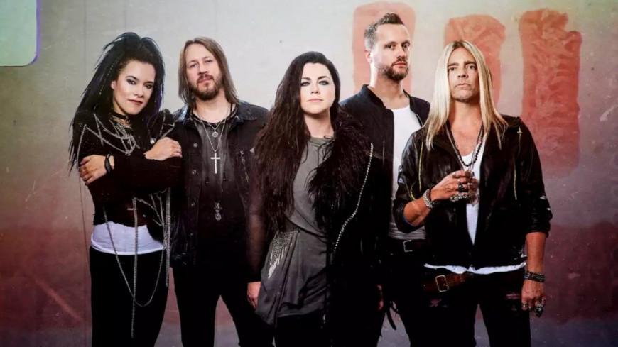 Evanescence interprète un extrait de son album à venir en live ! (vidéo)