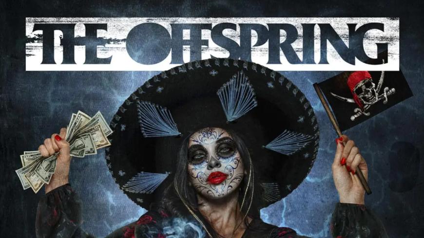 """The Offspring fait son grand retour avec """"Let The Bad Times Roll"""" (vidéo)"""