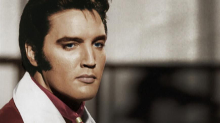 Une bande-dessinée retrace la carrière d'Elvis Presley !