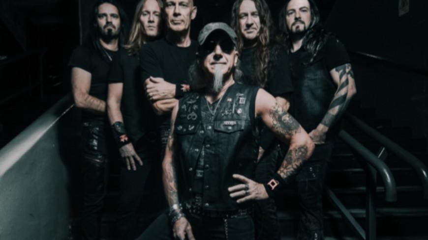 Le groupe de heavy metal Accept donnera 3 concerts en France !