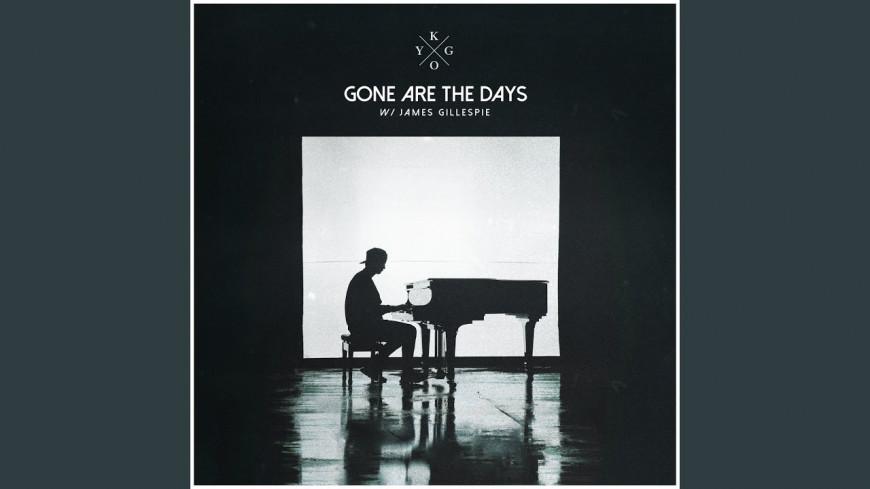 """Kygo dévoile son nouveau titre """"Gone Are The Days"""" (vidéo)"""