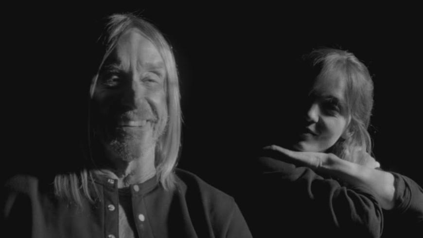 Découvrez le duo Iggy Pop et Clio ! (vidéo)