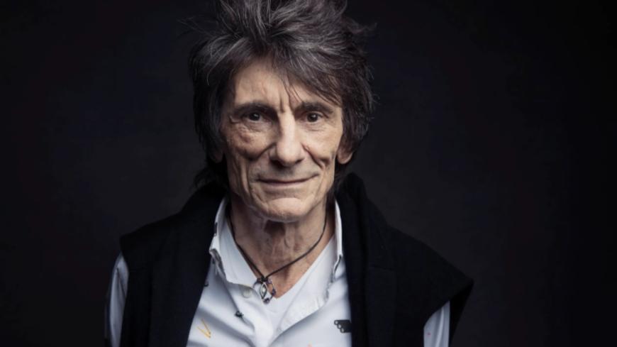 Ronnie Wood, guitariste des Rolling Stones, revient sur sa lutte contre le cancer