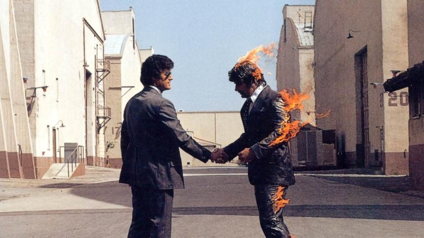 """Pink Floyd - L'album """"Wish You Were Here"""" ré-enregistré par des stars du rock"""
