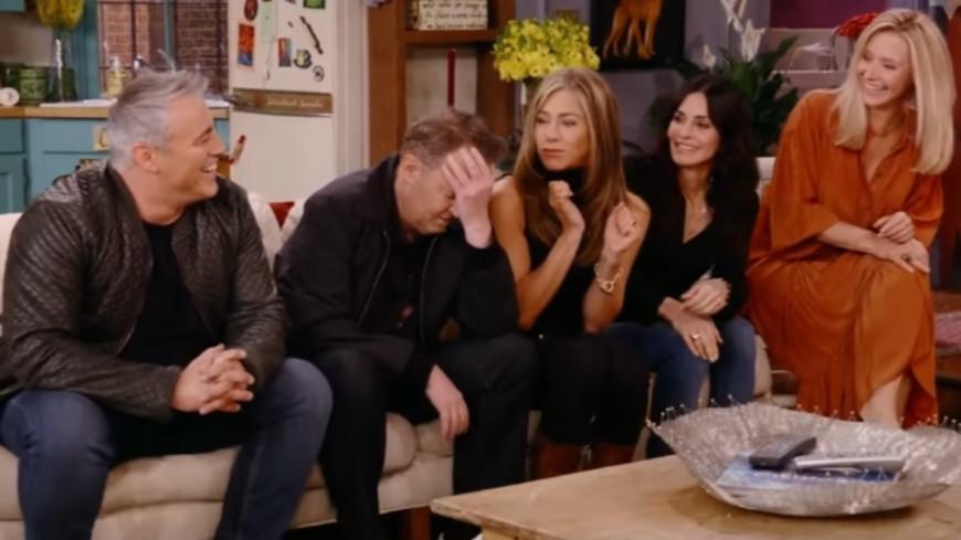 """Voici où regarder l'épisode des retrouvailles de """"Friends"""" !"""