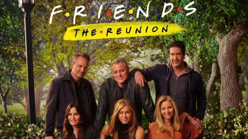 """""""Friends"""" - TF1 dévoile la date de diffusion de l'épisode de retrouvailles !"""