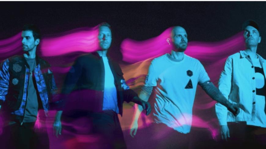 """Coldplay dévoile son nouveau titre, """"Coloratura"""" (vidéo)"""