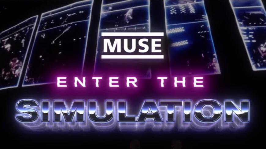 Muse - Le groupe offre à ses fans un concert en réalité virtuelle ! (vidéo)