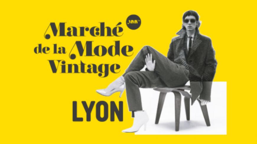 Le Marché de la Mode Vintage fait son grand retour !