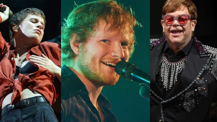 Global Citizen Live Paris  : Revivez les performances d'Elton John, d'Ed Sheeran et de Christine and the Queens !