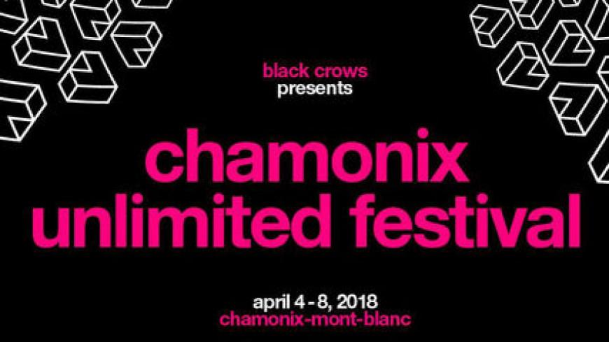 Chamonix Unlimited Festival !