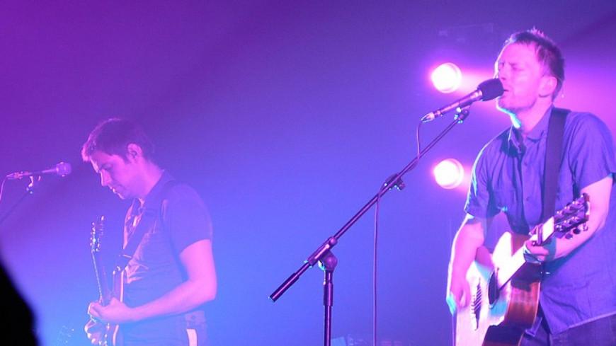 Radiohead a joué « Spectre » en live !