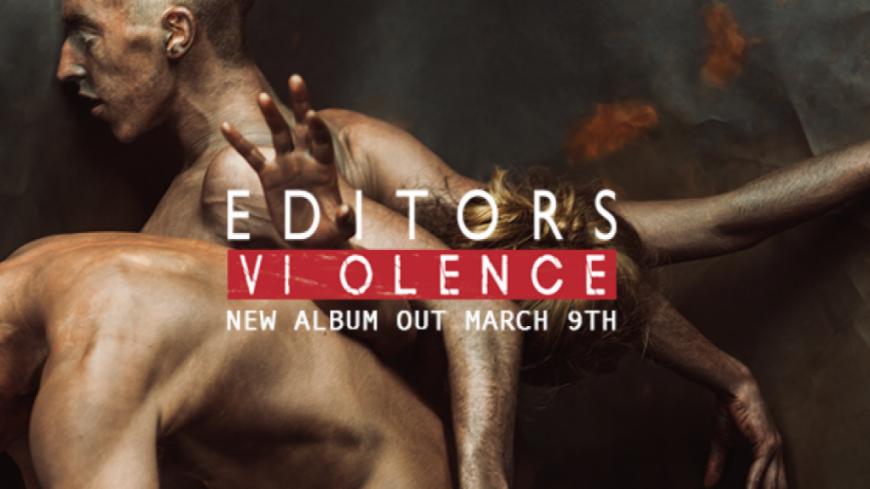 Découvrez le nouvel album d'Editors