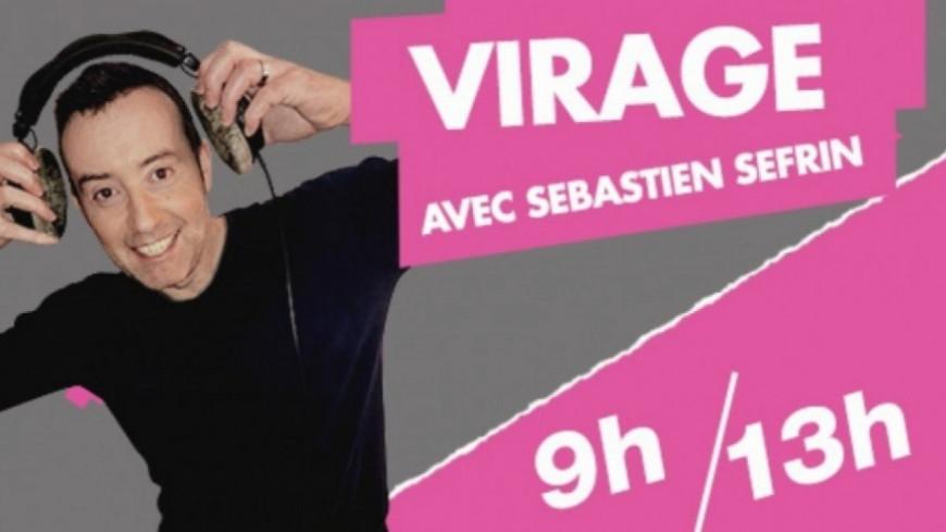 Seb Sefrin l'animateur du 9H/13h de Virage Radio aime le fromage mais pas que...