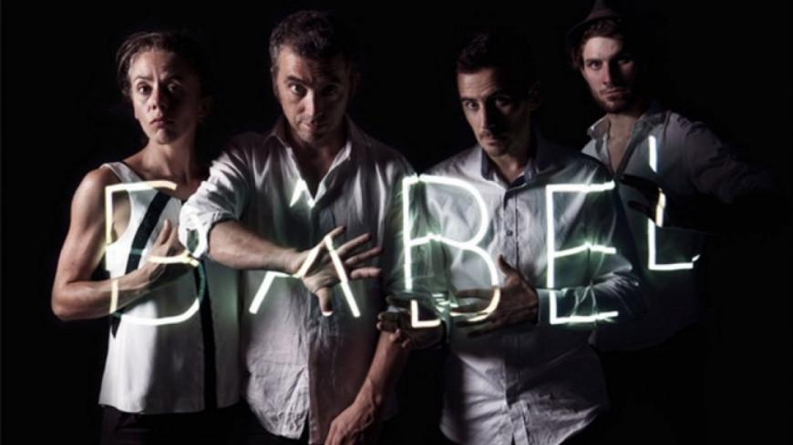Le groupe Babel en première partie pour le trio de johnny Hallyday