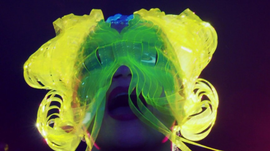 Björk dévoile un nouveau clip !