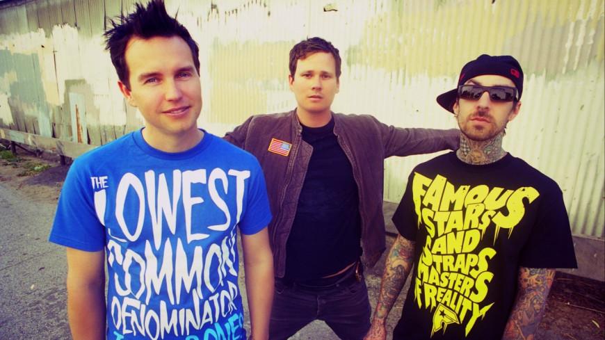Blink-182 plus présent que jamais !