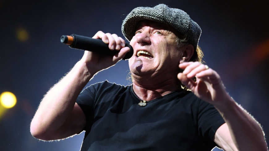 AC/DC : un nouvel album avec Brian Johnson