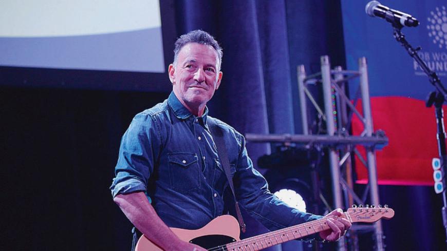 Bruce Springsteen prêt à retourner sur scène !
