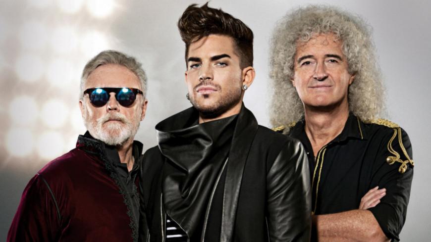 Un concert avec Queen et Adam Lambert !