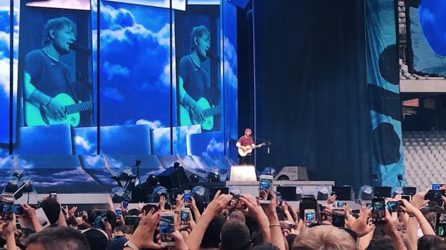 C'est confirmé, Ed Sheeran a conquis les Français !