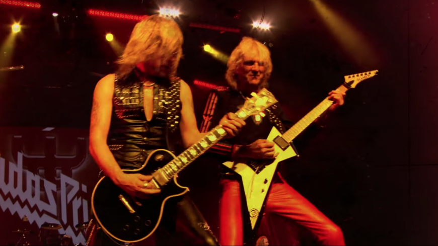 Judas Priest revient en France !