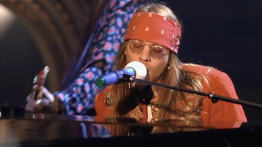 Guns N' Roses enregistre un record historique !