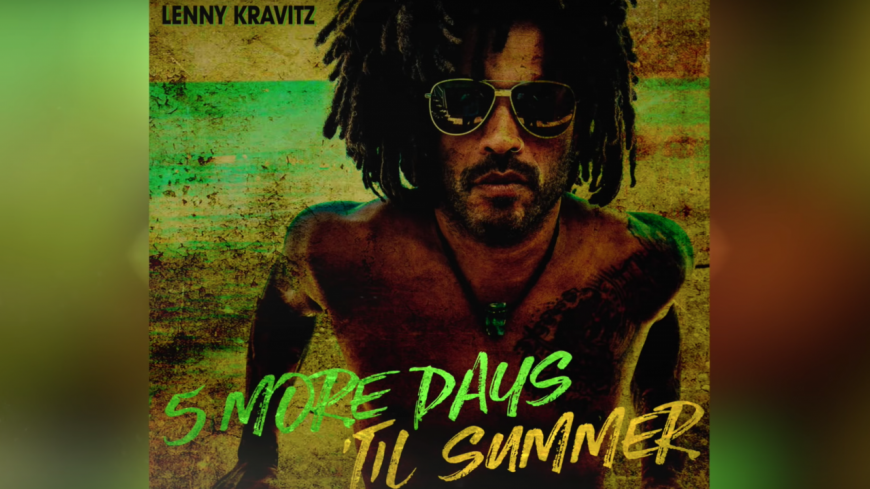 Lenny Kravitz dévoile son titre de l'été !
