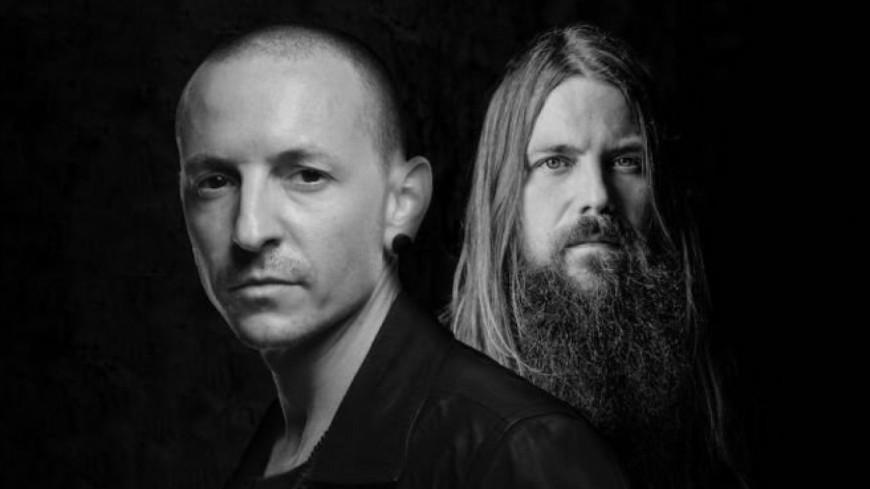 Le chanteur de Linkin Park sur un nouveau morceau de Mark Morton !