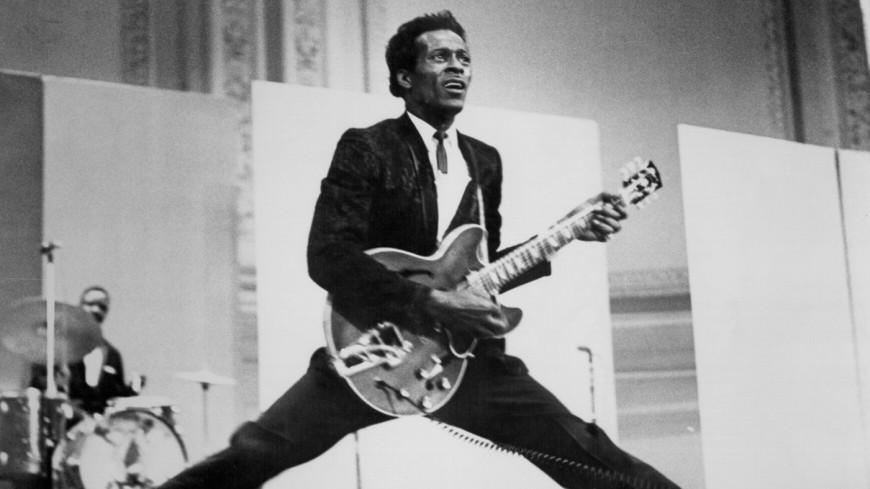 Chuck Berry, décédé à l'âge de 90 ans...