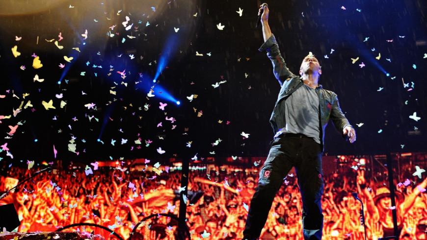 La tournée de Coldplay fait des ravages !