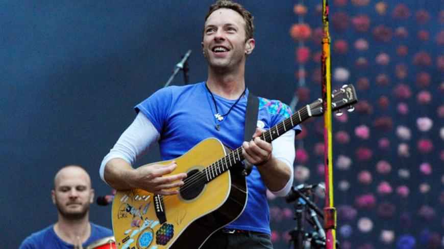 Découvrez le nouveau morceau de Coldplay !