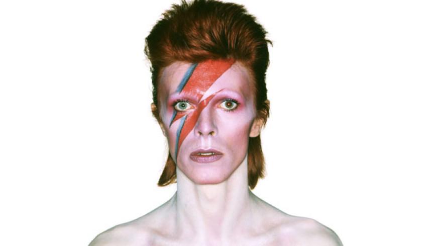 Une exposition David Bowie à Saint-Étienne !