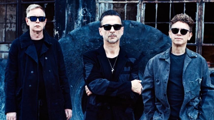 Le festival de Musilac d'Aix-les-Bains accueille Depeche Mode