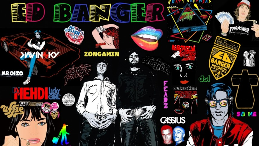 100ème pour le label Ed Banger