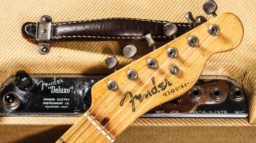 Le 10 août fête la naissance de Léon Fender