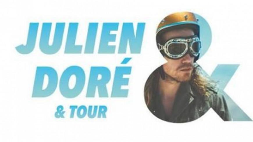 Julien Doré cartonne en tournée !