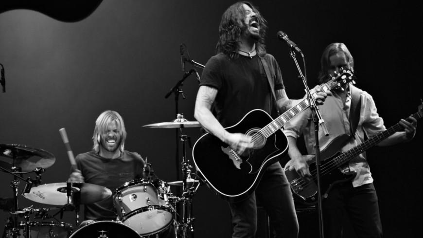 Nouveau titre pour les Foo Fighters !