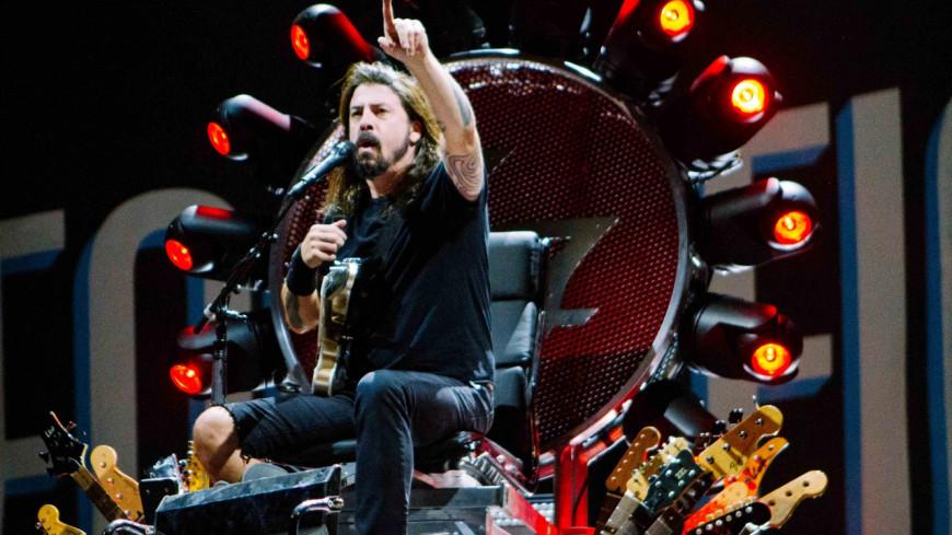 Les Foo Fighters dévoilent un inédit en live !