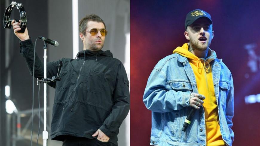 [VIDEO] Liam Gallagher rend hommage à Mac Miller !