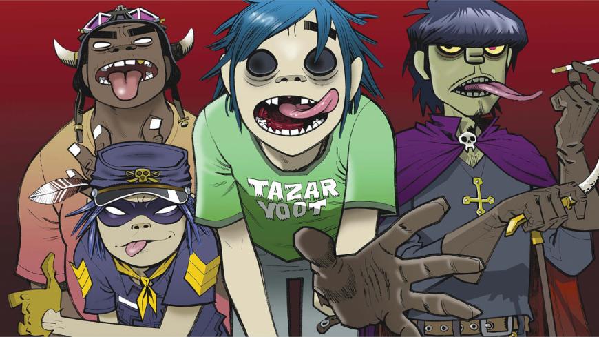 Gorillaz annonce la sortie de son nouvel album !