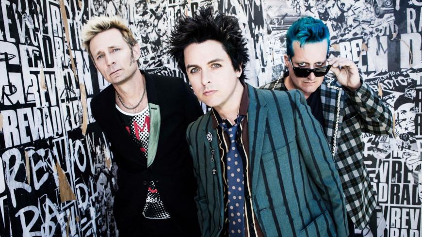 Green Day met en vente ses instruments sur internet.