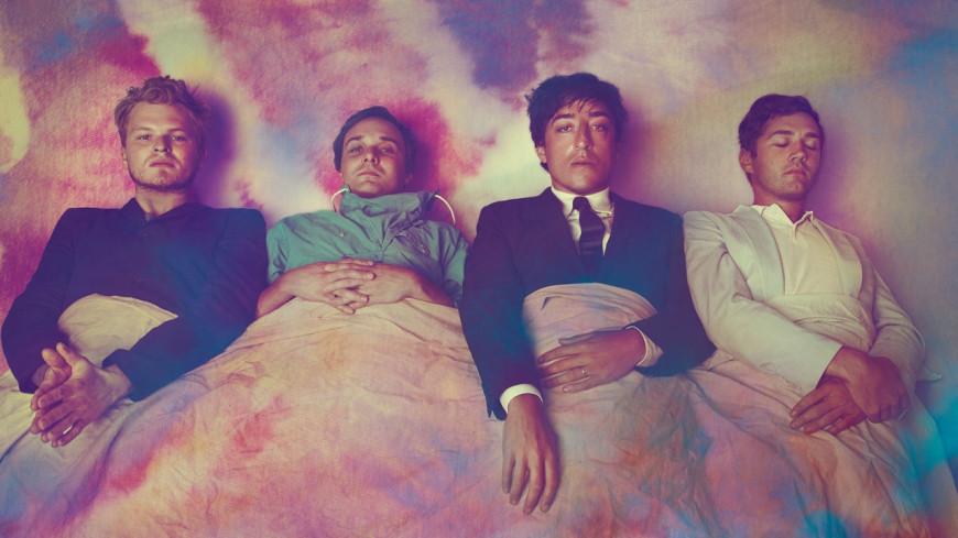 Le son pop/rock de Grizzly Bear