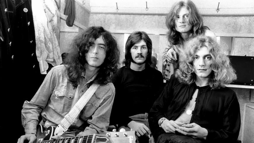 [QUIZ] Led Zepplin fête ses 50 ans ! Connaissez-vous tout sur le groupe mythique des années 70 ?
