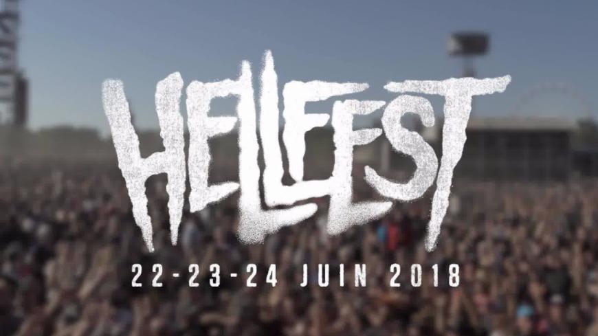 LE HELLFEST 2018 ARRIVE DANS LE PAYS DE LA LOIRE