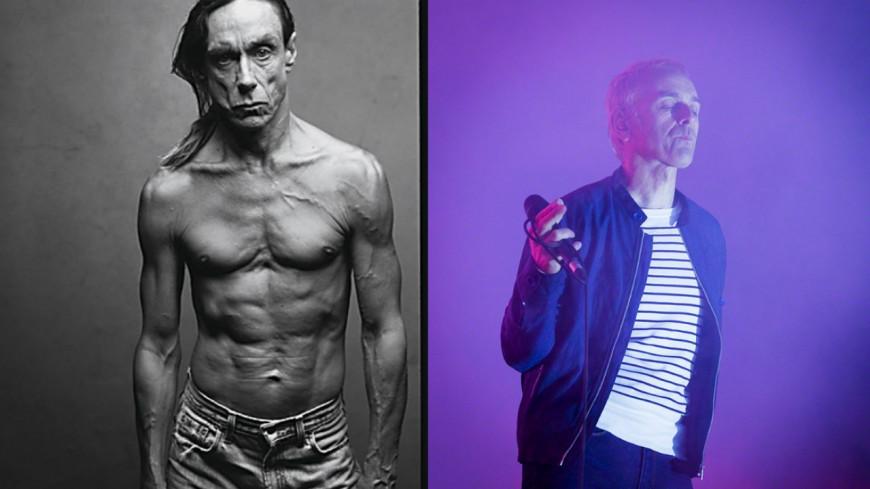 Underworld et Iggy Pop présentent leur nouvelle collaboration