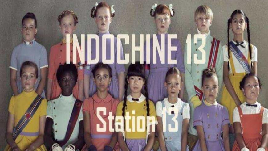 Le dernier album d'Indochine