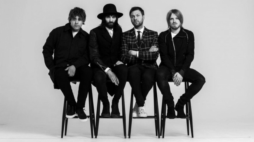 Nouveauté : Kasabian - You're In Love With A Psycho